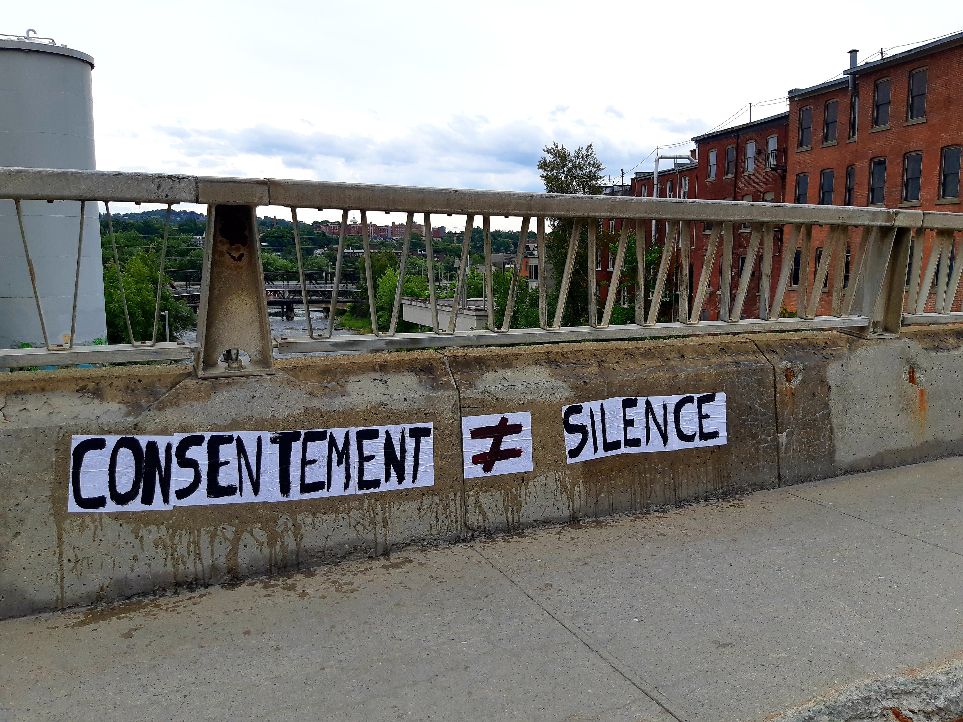ICI ESTRIE: VIOLENCE SEXUELLE: POUR UNE POLITIQUE DE TOLÉRANCE ZÉRO EN MILIEU DE TRAVAIL