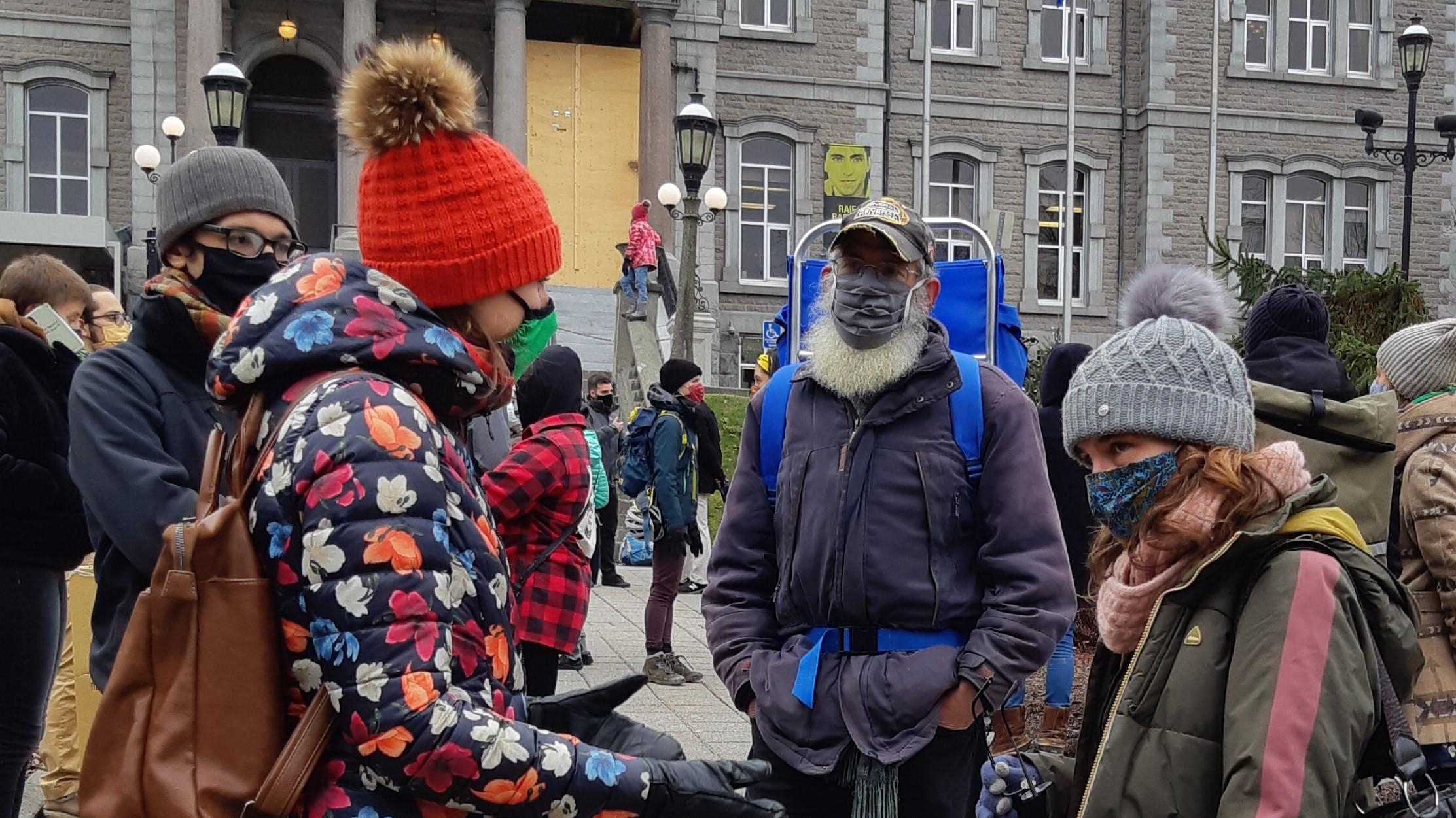 LA TRIBUNE | URGENCE CLIMATIQUE SHERBROOKE LANCE UN DÉFI AUX ÉLUS
