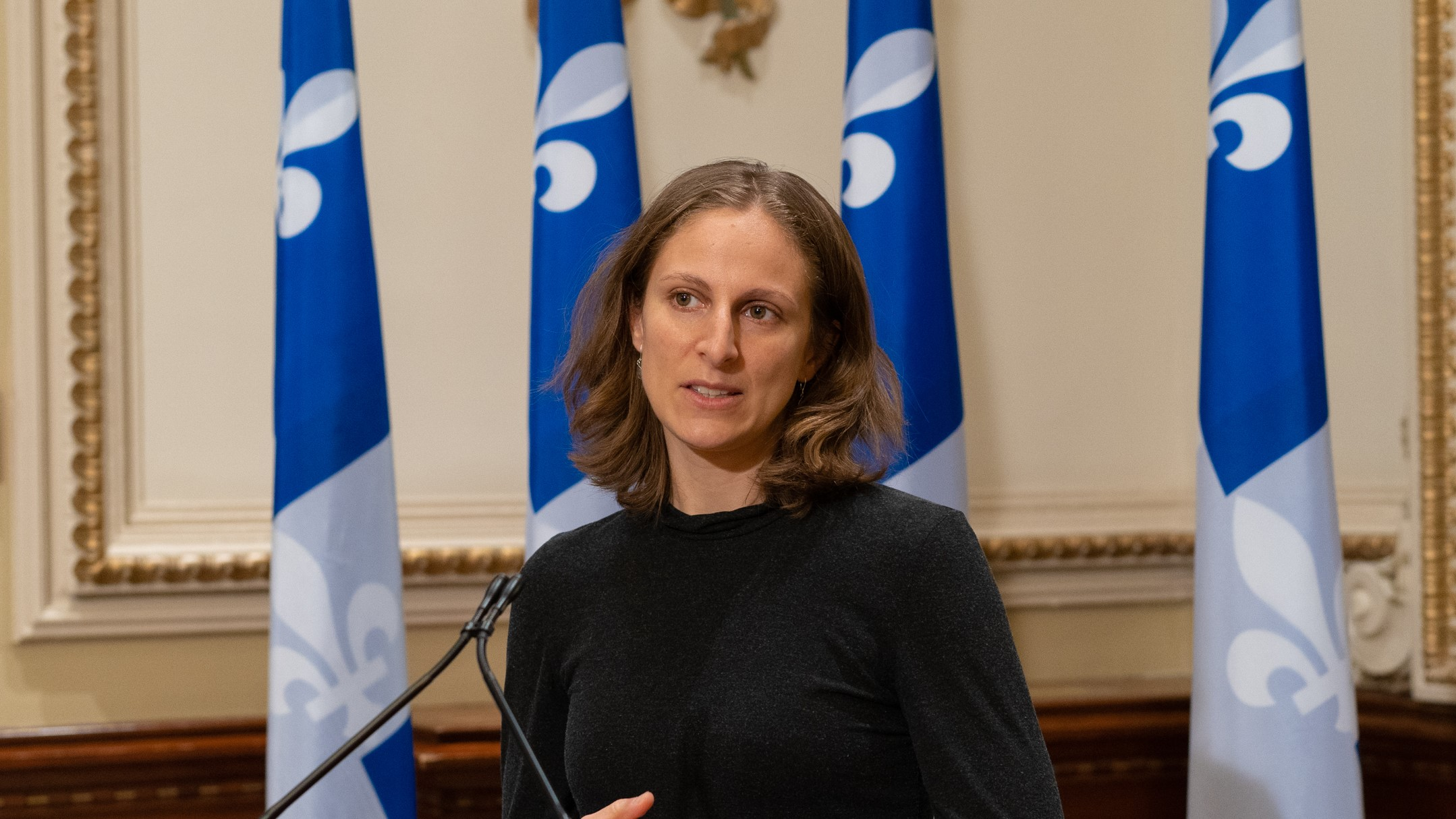 LE DEVOIR | LA PARITÉ, UN COMBAT À RENOUVELER À L'ASSEMBLÉE NATIONALE